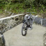 Mountain Bicycle cleaning